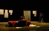 Trois jours de pluie, Genève, Théâtre du loup, 2004