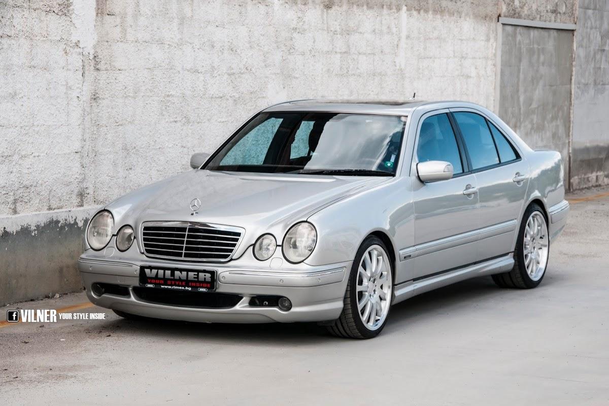 Mercedes w210 tuning 2 tuning cars - Vilner Mercedes 1