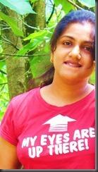 Anjana Haridas nice stills