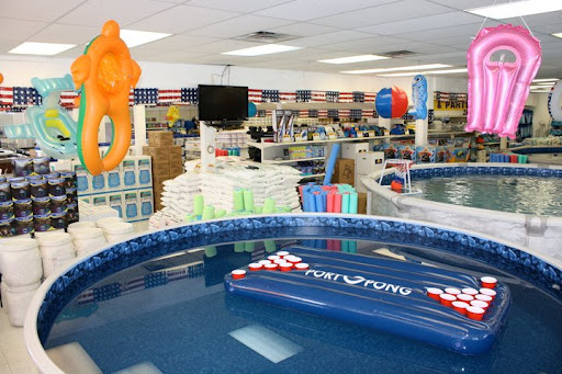 American Pools and Spas is conveniently located in the Lehigh Valley of Pennsylvania.  Our Grand Showroom has everything from above ground swimming pools and spas on display, in ground swimming pools, pool filters, pool liners, pool accessories, chemicals, you name it! Visit our website (www.americanpoolslehighvalley.com) or shop our extensive online store at http://www.paspdirect.com/americanpoolsandspas/!