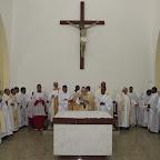 Missa pelos 70 anos de ordenação sacerdotal de Monsenhor Neiva