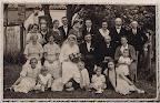 ca. 1938 (Fr. Melitta Mahnken)<br /> Ilse Davidsohn (hinten li.) und daneben vermutlich Toni Davidsohn