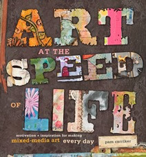 Art at the Speed of Life - jacket art