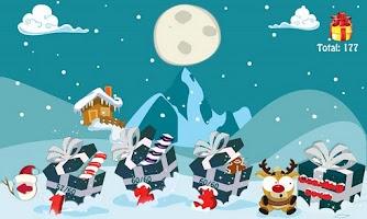 Screenshot of Santa Roll