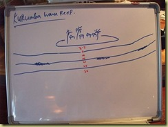 Karumba House Reef Dive Plan