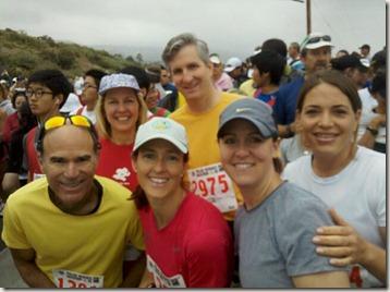 PV half marathon