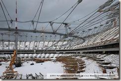 Estádio em 2010