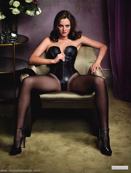 Leighton meester blair gossip girl garota do blog linda sensual desbaratinando  (265)