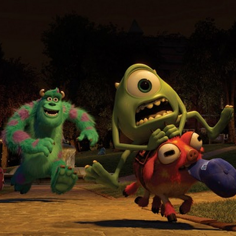 """New """"Monsters University"""" Trailer Hits The Web"""