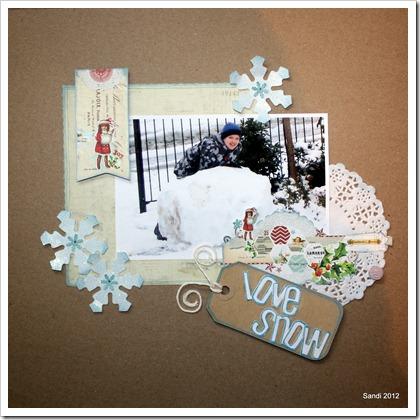 13 Love Snow