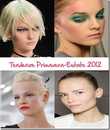 nuove tendenze primavera-estate 2012