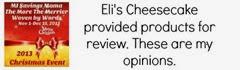 Eli's Cheesecake Disclosure