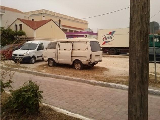 Έναρξη διαδικασίας περισυλλογής και απομάκρυνσης των εγκαταλελειμμένων οχημάτων (ΟΤΚΖ) από το Δήμο Κεφαλλονιάς