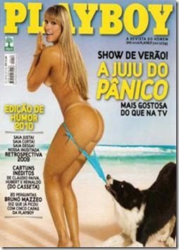 Playboy Juliana Salimeni - Fotos Exclusivas