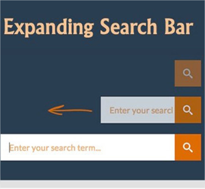 8 tutoriales para crear campos de búsqueda avanzados con CSS3 y jQuery