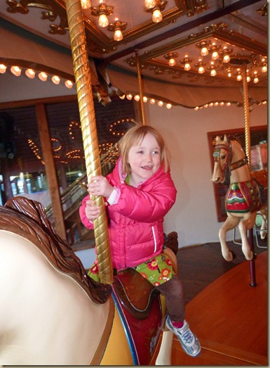 Seattle Waterfront Carousel 4