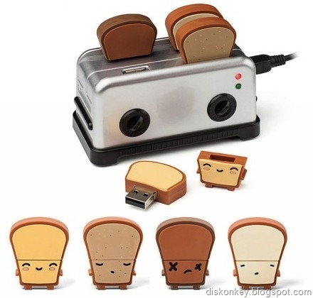 Cool USB Toaster Hub