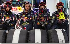 Meccanici Red Bull