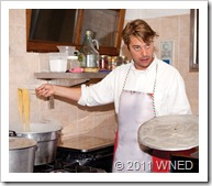 Romeo_cooking