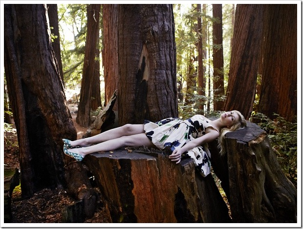 Kirsten Dunst by Yelena Yemchuk (True Heart - Vogue Italia February 2012) 5