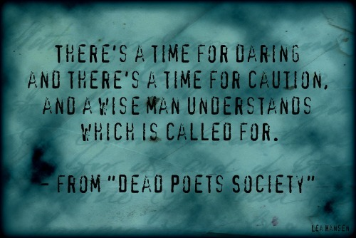 dead poets society quotes thoreau