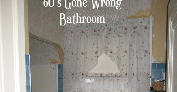 create 60 s bathroom gone wrong