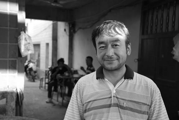 Turfan - Portrait marchand