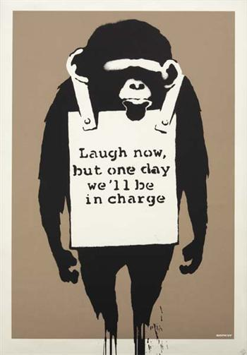 BANKSY, Laugh Now, 2003.jpg