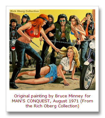 Men S Adventure Magazines November 2011