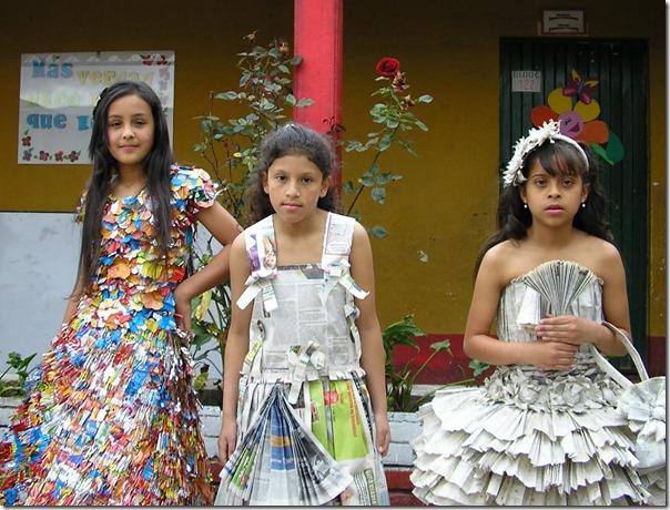 disfraces reciclados escolares (3)