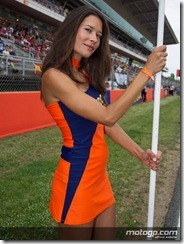 Paddock Girls Gran Premi Aperol de Catalunya  03 June  2012 Circuit de Catalunya  Catalunya (4)