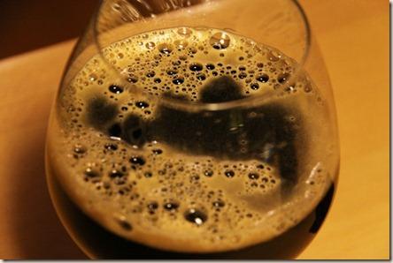 MagicRock BeardedLady foamyglass bubbles