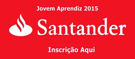Santander-Inscrição-Programa-Jovem-Aprendiz-2015-www.meuscartoes.com