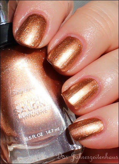 Kupfer Sally Hansen Pennies for Heaven 5
