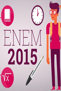 Gabarito Oficial do Enem 2015, por INEP