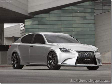 Lexus LF-Gh Concept2