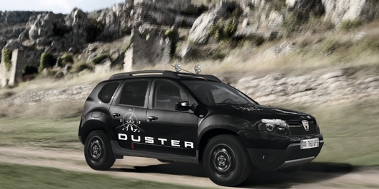 dacia alg rie duster s rie limit e aventure alg rie360. Black Bedroom Furniture Sets. Home Design Ideas