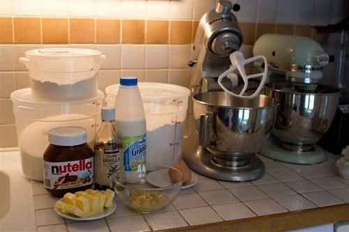 Nutella Banana Cupcakes-3