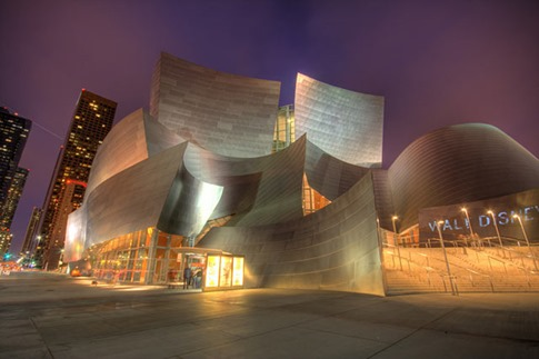 36. Walt Disney Concert Hall (Los Angeles, California, EE.UU.)
