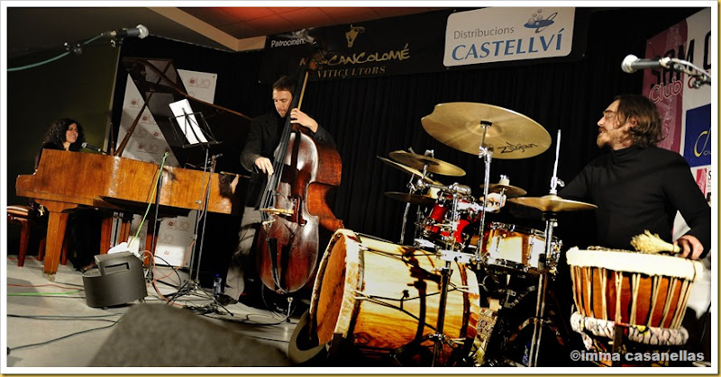Elisabet Raspall Trio, Vilafranca del Penedès 2013