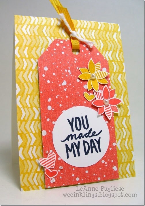 LeAnne Pugliese WeeInklings Best Day Ever RetroSketches Stampin Up