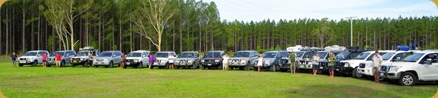 Toyotas owned by Kedron Owners Group