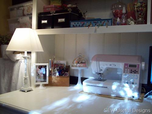 Studio desk 1