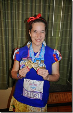 Princess Half Marathon 52