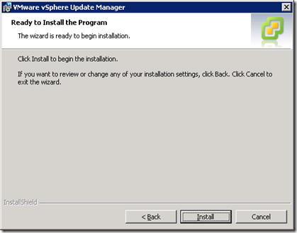 13_Update Manager Ready to Install