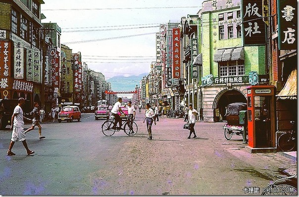 台北市重慶南路書店街