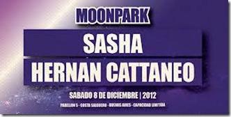moonpark 2012 cartel oficial flyer argentina reventa de entradas no agotadas vip