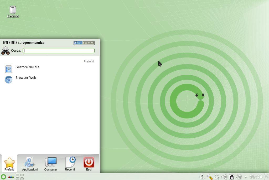 openmamba KDE