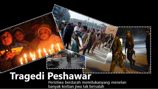 Tragedi Peshawar