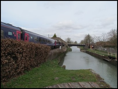 8 Train at Little Bedwyn